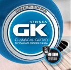 GK 960 Classic Guitar Strings Gold Alloy.