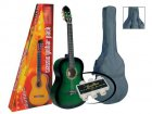 Martinez Martinez MTC-080-PG Classical Guitar Pack